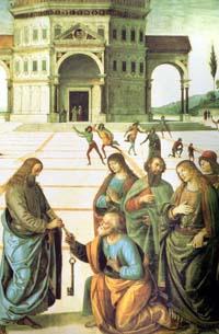 Catedra Sfantului Petru si introducerea crestinismului in Antiohia si la Roma
