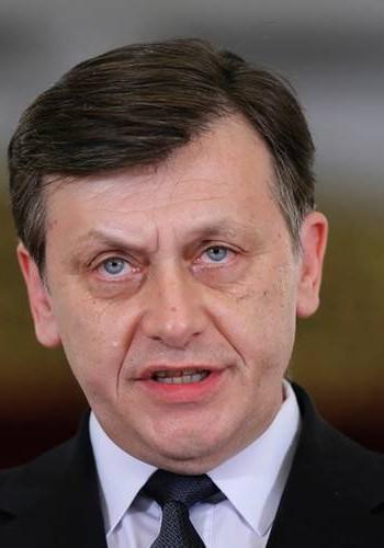 Crin Antonescu: Chiliman nu l-a atacat si pe Ponta