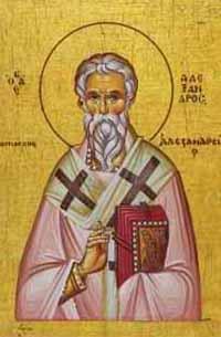 Patriarhul Sfantul Alexandru