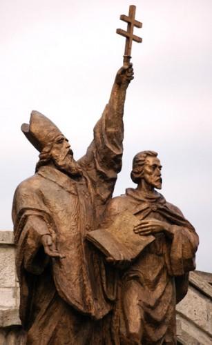Sfintii Ciril si Metodiu