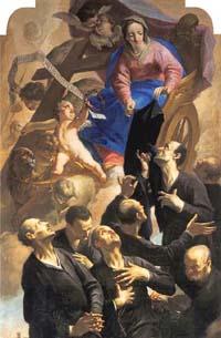 Sfintii intemeietori ai Societatii Slujitorii Sfintei Fecioare Maria