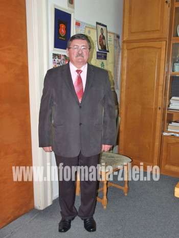 Kovacs Eugen, primarul municipiului Carei