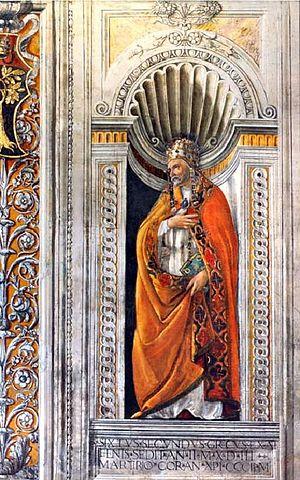 Sfantul Sixt al II-lea