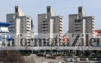 Cvartal de blocuri din Satu Mare