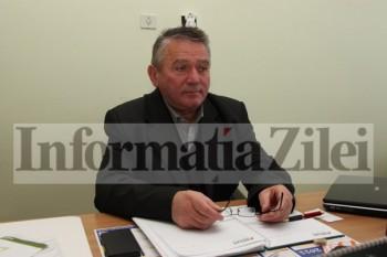 Francisc Mozer, şef de asociaţie agricolă din Petreşti