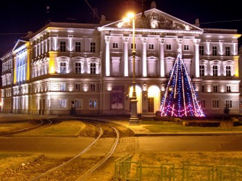 Sediul Teatrului din Arad