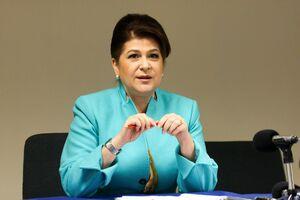 Rovana Plumb: Banii sunt la dispoziţia statutului român