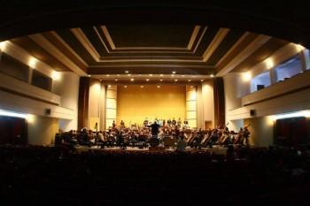Sala Filarmonicii din Timișoara