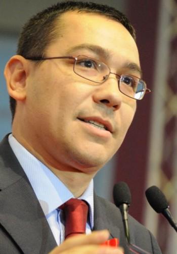 Victor Ponta: Sunt taxe care merg la bugetele locale
