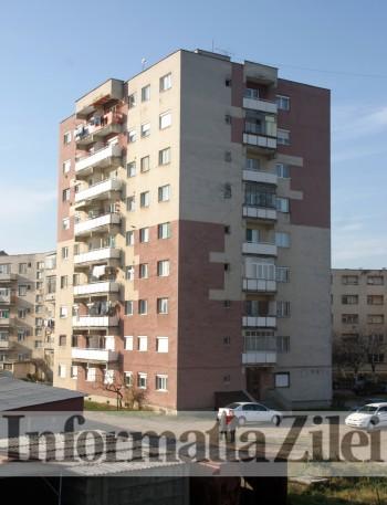 Bloc in Satu Mare