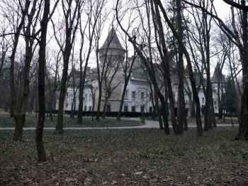 Parcul Dendrologic şi Castelul din Carei