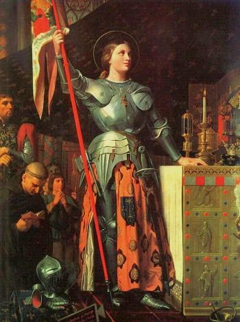 Sfanta Ioana d'Arc