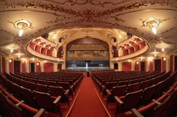 """Sala Teatrului """"Vasile Alecsandri"""" din Iaşi"""