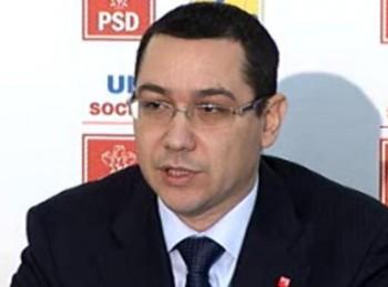 Victor Ponta vrea PNL la guvernare