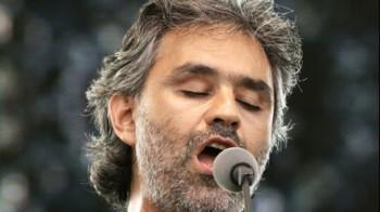 Andrea Bocelli în concert