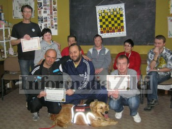Astazi, la sediul Langdon Down Transilvania, s-au acordat diplomele