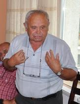 Nagy Iosif - primarul din Paulesti