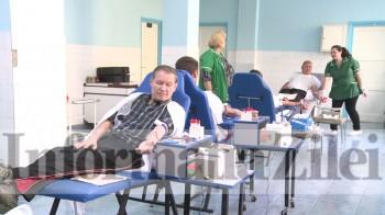 Zeci de sătmăreni au donat sânge de Ziua Mondială a Donatorului de Sânge