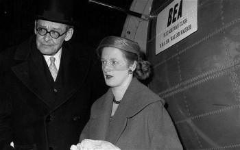 T.S. şi Valerie Eliot