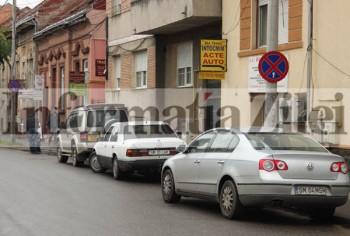 Locuri de parcare in municipiul Satu Mare