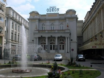 Sediul Teatrului Odeon
