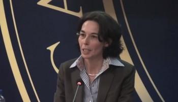 Andrea Schaechter, şefa misiunii FMI în România