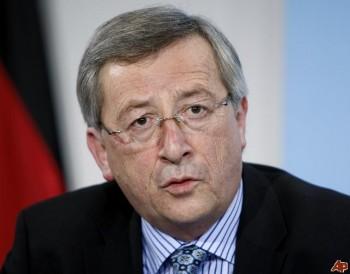Jean-Claude Juncker, preşedintele Comisiei Europene
