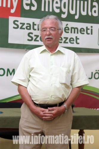 Muzsnay Arpad, organizatorul principal al evenimentului