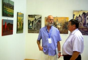 Stefan Gnandt intre tablouri