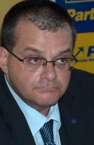 Nini Săpunaru, preşedintele Comisiei de agricultură