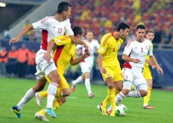 Meci-Romania-Ungaria