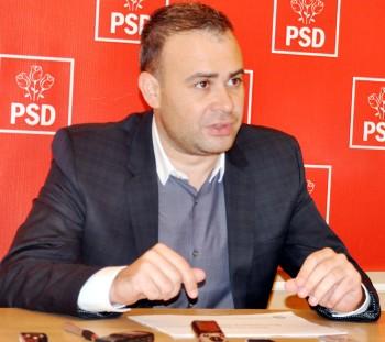 Darius Vâlcov, preşedintele Comisiei pentru Roşia Montană