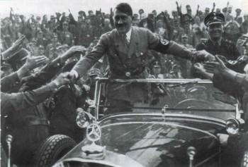 Hitler în primii ani la putere