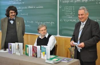 Lansarea cărţii profesorului Kiss Sandor
