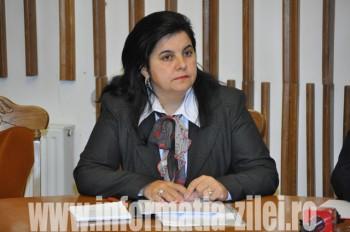 Doina Vasut - director SPAS Satu Mare, a incetat din viata