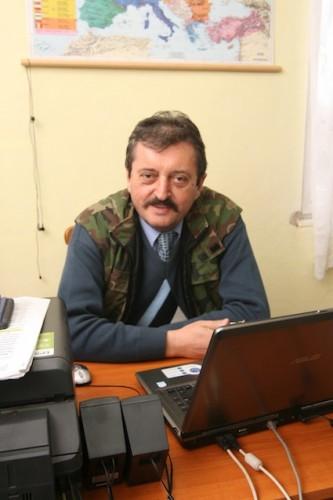 Gavril Simon-viceprimar al comunei Pomi