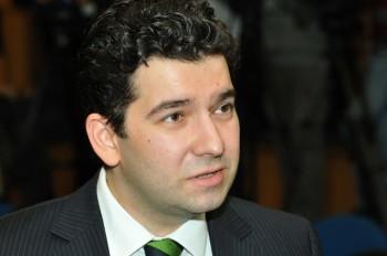 Ministrul delegat pentru buget Liviu Voinea