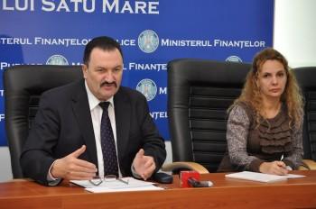 Mircea Ardelean si Dana Godja