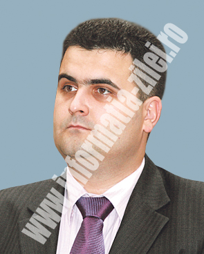 Gabriel Les, directorul APIA Satu Mare