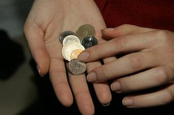 Saracia in randul populatiei active a crescut din cauza crizei economice