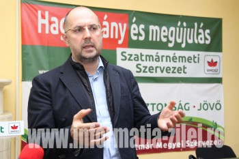 Kelemen Hunor, președintele UDMR