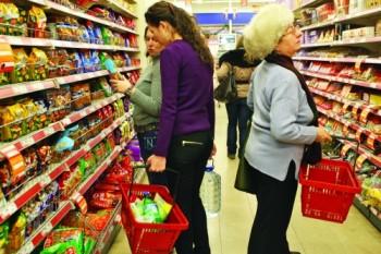 Hipermarket amendat la Satu Mare pentru depozitarea necorespunzatoate a produselor