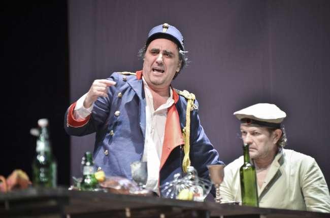 """Spectacol aniversar curajos la Teatru""""Woyzeck Transylvania"""" Informa u0163ia Zilei"""
