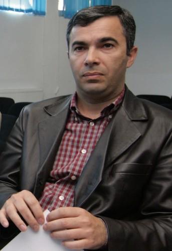 Daniel Dragoş - directorul AJVPS Satu Mare
