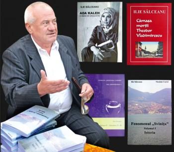 Scriitorul Ilie Salceanu