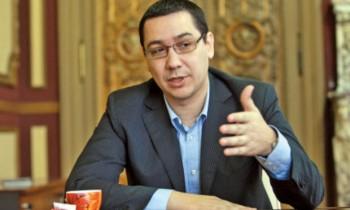 Victor Ponta: 90% din program e stabilit împreună