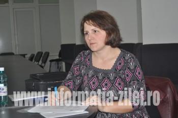 Alina Olah Avram - reprezentat al Biroului Teritorial Oradea al Avocatului Poporului