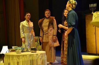Cele patru fiice adunate de Yom Kippur