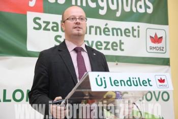 Parlamentarul Gabor Kereskenyi