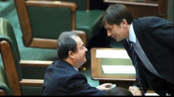 Antonescu şi Blaga încep discuţiile oficiale